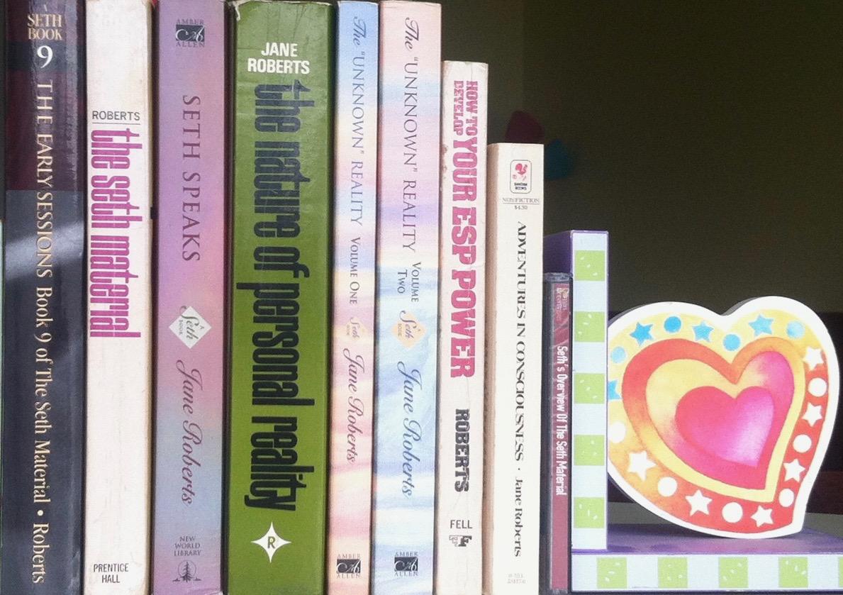 Jane Roberts books