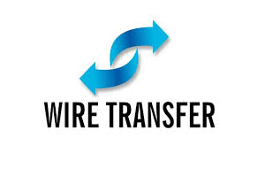 wire transfer graphic